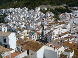 View of Casares